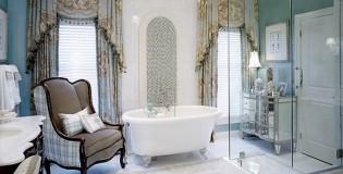 Как да създадем по-разчупен интериор за банята?