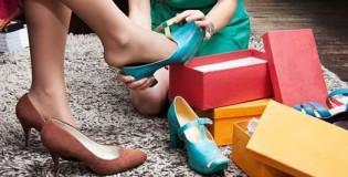 Внимавайте с тези дамски обувки…