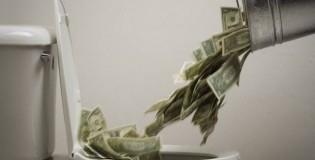 Парадоксът на отрицателната банкова лихва или защо да не очакваме печалба от спящи пари в срочен влог