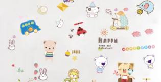 Стикери за стена от Ree.bg – Идеалното решение за детската стая